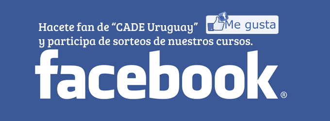 Hacete fan en Facebook