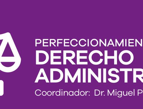Perfeccionamiento en Derecho Administrativo