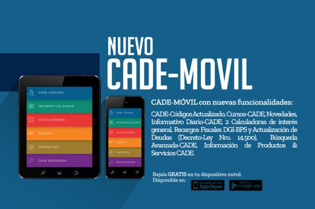 CADE MOVIL